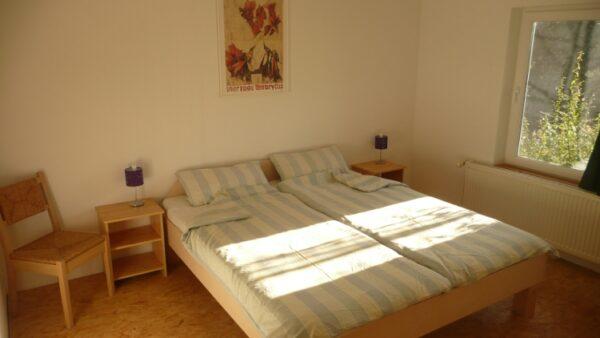 Klingemuehle-apppartement-schlafzimmer